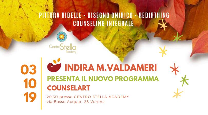 Programma counselART al Centro Stella Academy